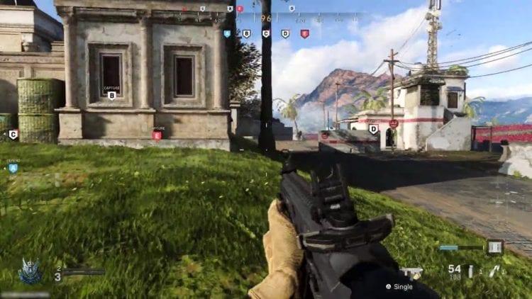 Modern Warfare Aniyah Palace, hardcore too