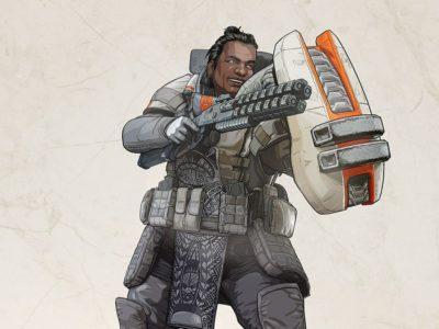 Peacekeeper Glitch eva-8 Apex Legends