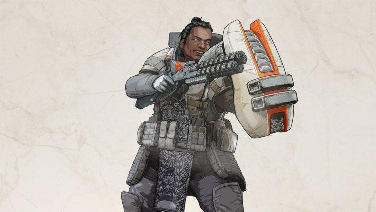 Peacekeeper Glitch eva-8