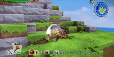 Dragon Quest Builders 2 jumbo demo