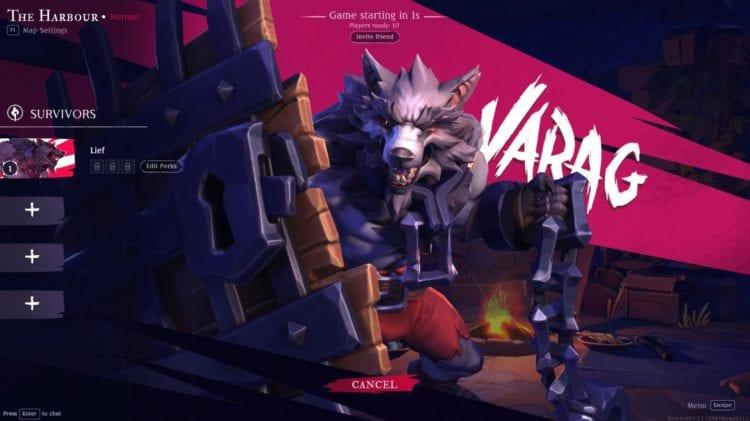 Darksburg Varag Shiro Games