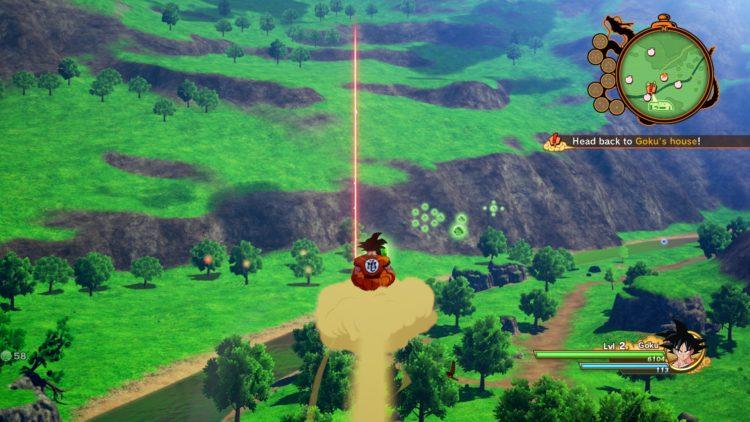 Dragon Ball Z Kakarot quick tips