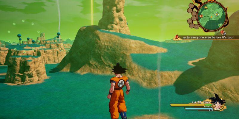 Dragon Ball Z: Kakarot combat guide