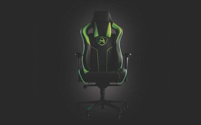 Arcadeo Gaming chair haptic feedback
