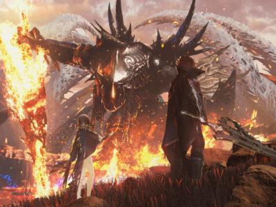 Code Vein Hellfire Knight Dlc