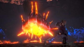 Code Vein The Hellfire Hammer