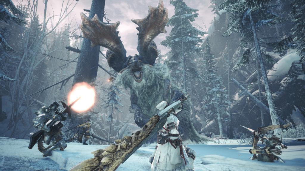 Monster Hunter World Iceborne DirectX 12 Patch