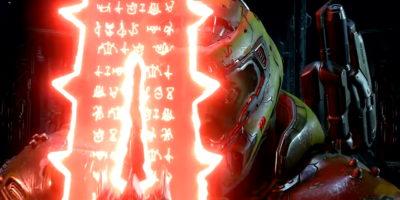 Doom Eternal Official Trailer 2 Doom Slayer