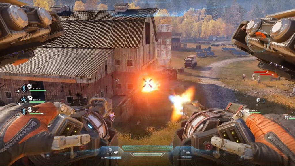Disintegration Announcement Trailer 1 31 Screenshot