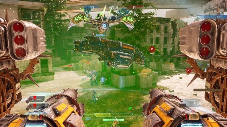 Disintegration Beta King's Guard Gameplay 2