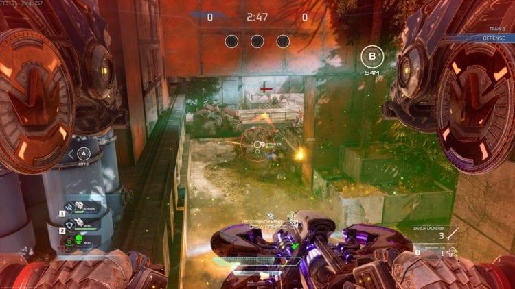 Disintegration Beta King's Guard Gameplay 3