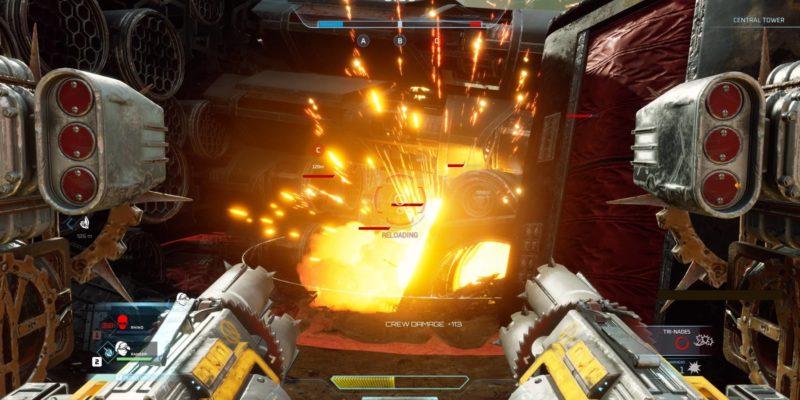 Disintegration Beta Warhedz Gameplay 1