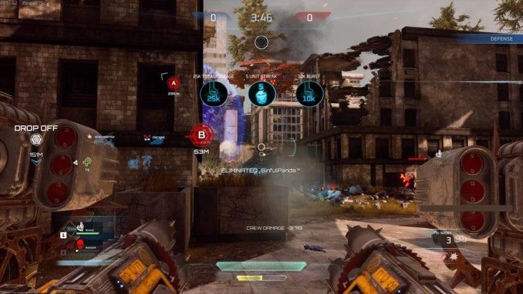 Disintegration Beta Warhedz Gameplay 2