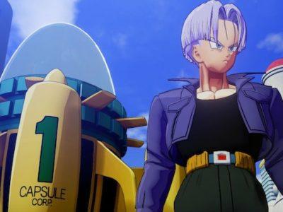 Dragon Ball Z: Kakarot time machine