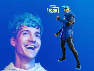 Fortnite Icon Series Ninja Skin