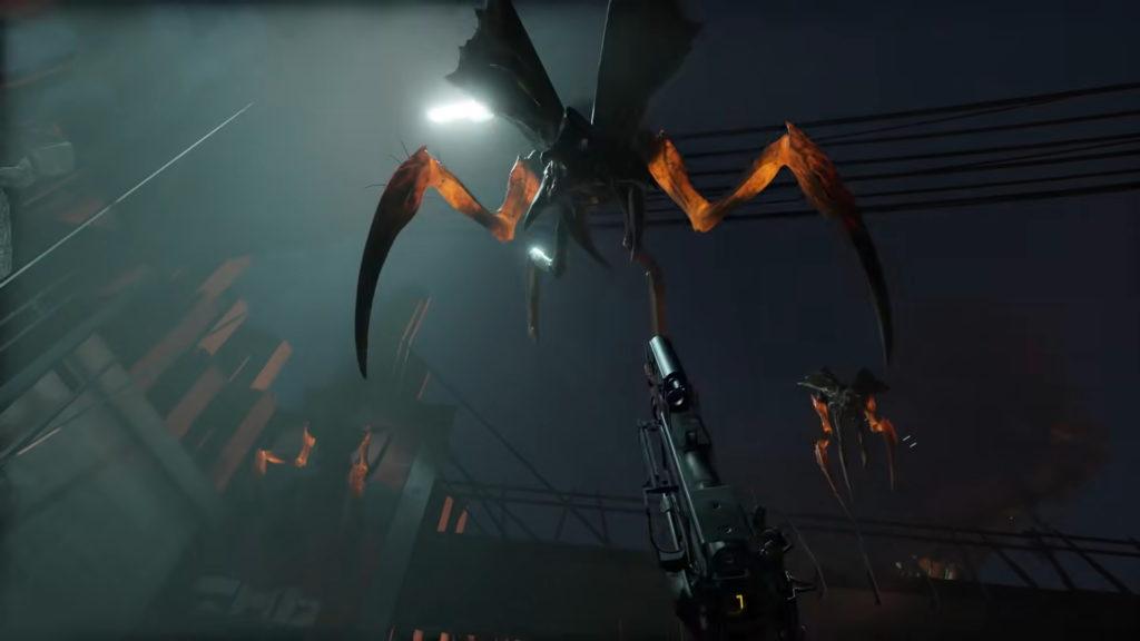 Half Life Alyx Reddit Ama Talks Scary Headcrabs And More