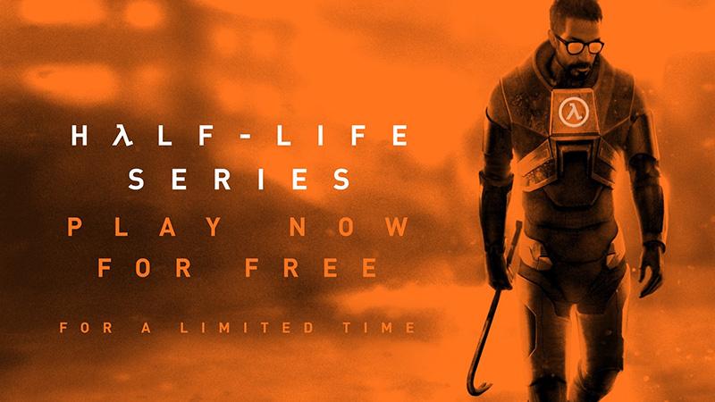 Half Life Collection F2p