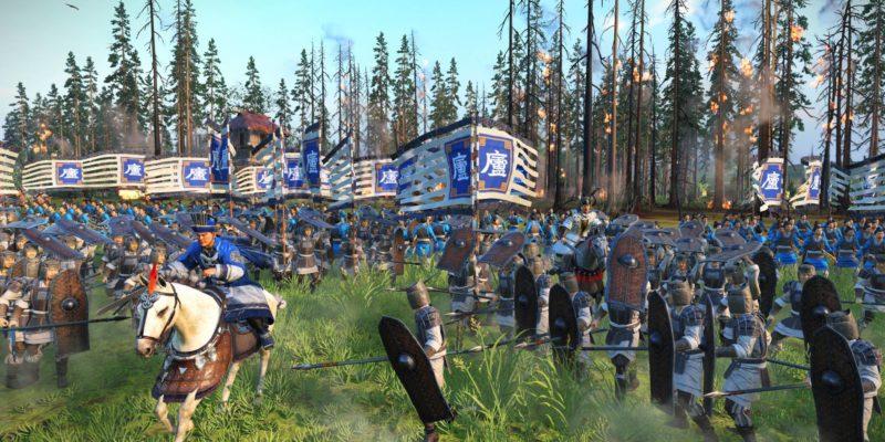 Lu Zhi Guide Total War Three Kingdoms Mandate Of Heaven