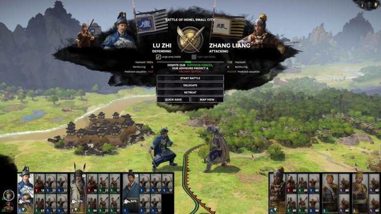Lu Zhi Guide Total War Three Kingdoms Mandate Of Heaven Zhang Liang 2