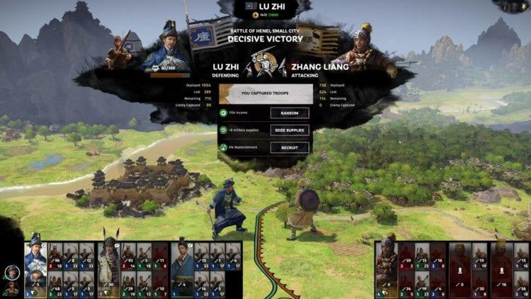 Lu Zhi Guide Total War Three Kingdoms Mandate Of Heaven Zhang Liang 4