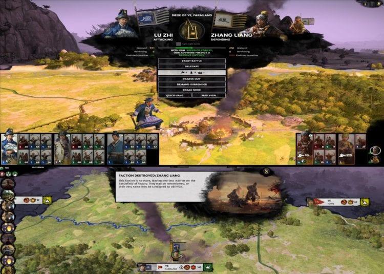 Lu Zhi Guide Total War Three Kingdoms Mandate Of Heaven Zhang Liang 5