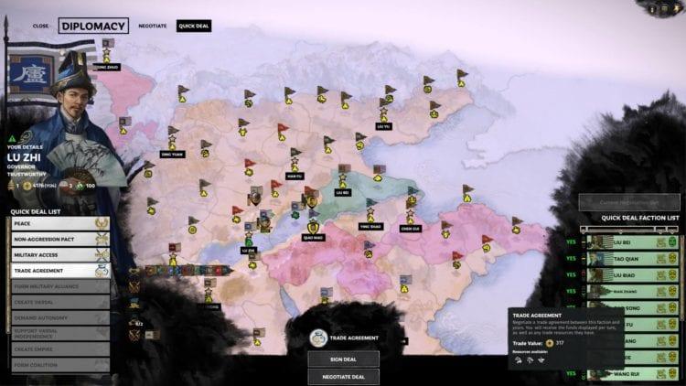 Lu Zhi Guide Total War Three Kingdoms Mandate Of Heaven Start 2