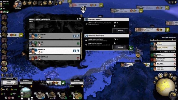 Lu Zhi Guide Total War Three Kingdoms Mandate Of Heaven Start 3