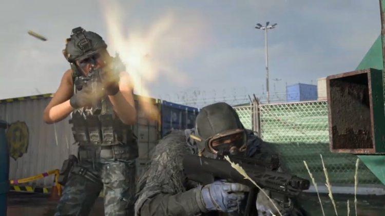Modern Warfare Shipment 24/7 Gun Game update