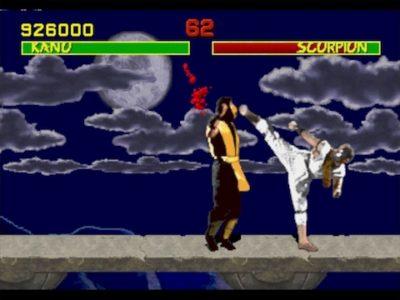 Mortal Kombat Kollection Online Blind Squirrel Games