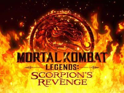 animated film Mortal Kombat Legends: Scorpion's Revenge