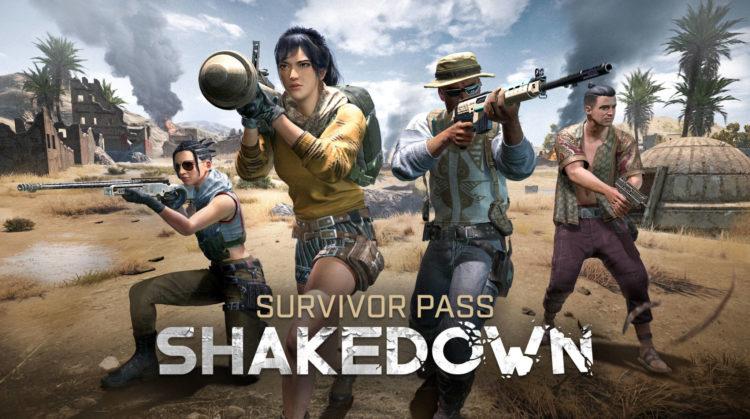 Pubg Season 6 Karakin Survivor Pass Shakedown