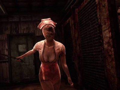 Silent Hill revival Konami