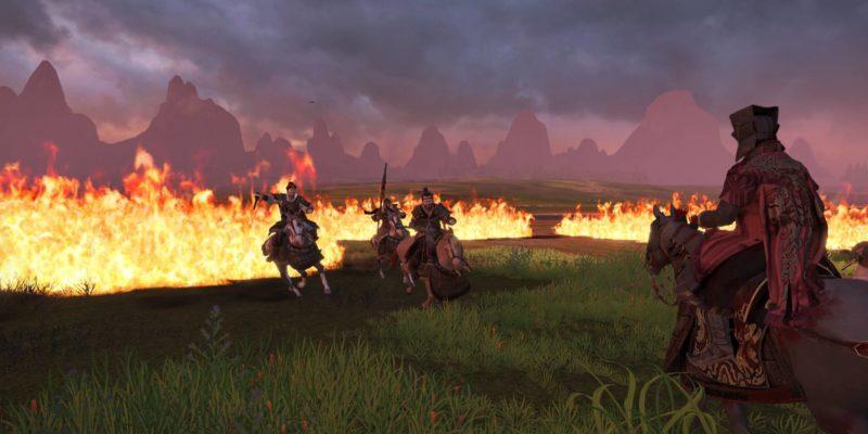 Sun Jian Guide Mandate Of Heaven Total War Three Kingdoms Feat