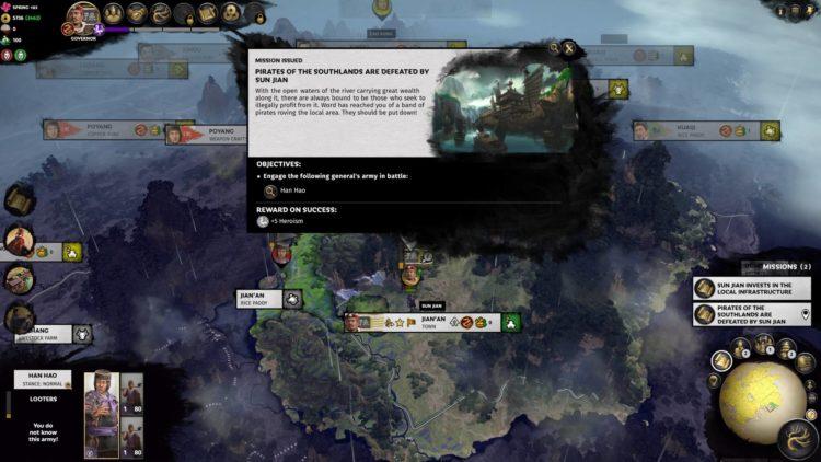 Sun Jian Guide Mandate Of Heaven Total War Three Kingdoms Start 3