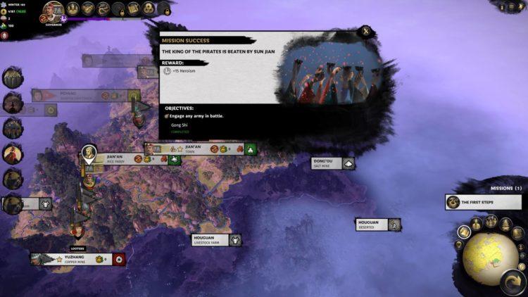 Sun Jian Guide Mandate Of Heaven Total War Three Kingdoms Start 5