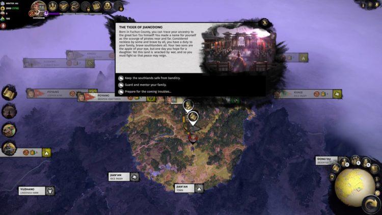 Sun Jian Guide Mandate Of Heaven Total War Three Kingdoms Start