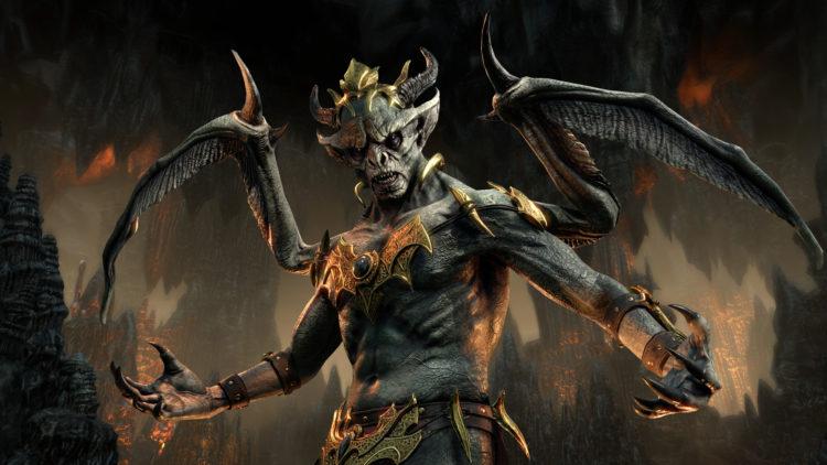 The Elder Scrolls Online Greymoor Dark Heart Of Skyrim Vampire