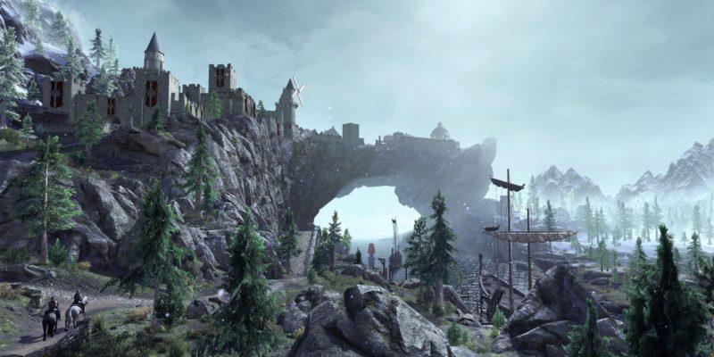 The Elder Scrolls Online Greymoor Journey To The Dark Hearth Of Skyrim