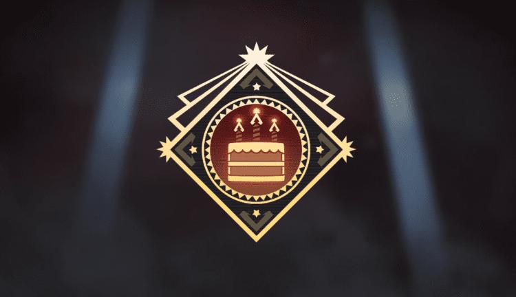 Apex Legends Season 4 Loyalty Badge