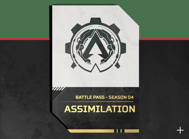 Apex Embed Season 4 Assimilation