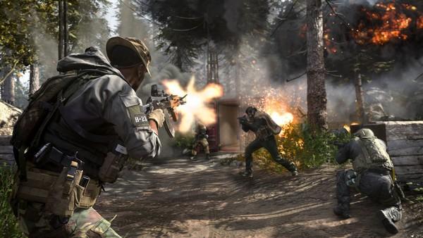 Modern Warfare Gunfight 3v3
