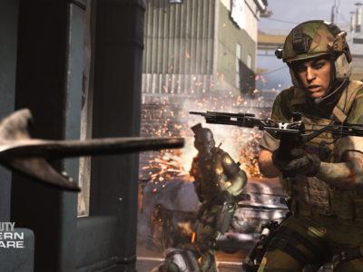 Call of Duty: Modern Warfare Crossbow patch 1.13