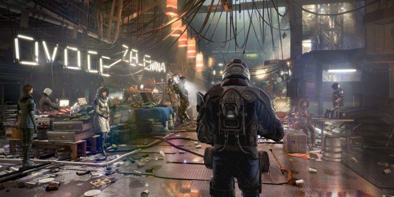 best cyberpunk games on PC
