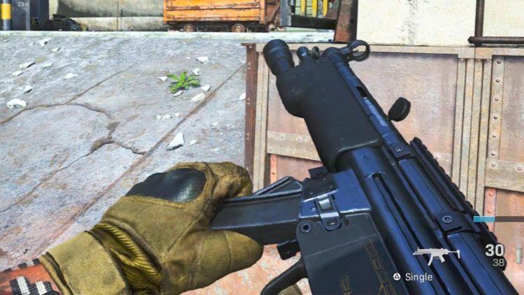 Modern Warfare MP5