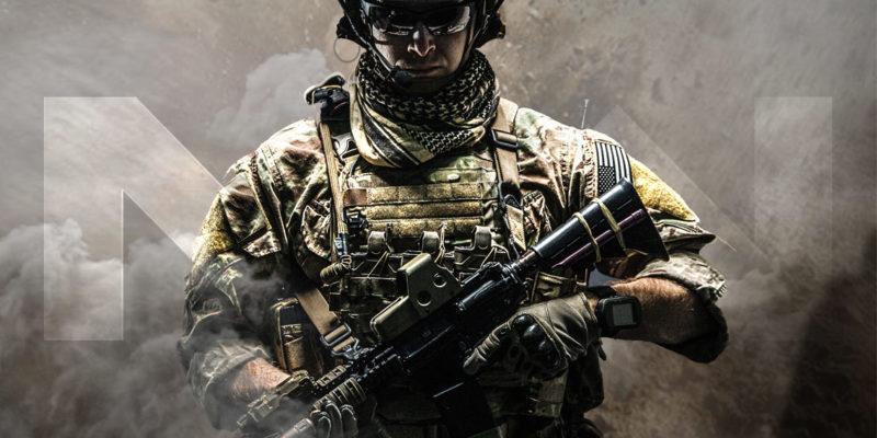 call of duty: modern warfare file size