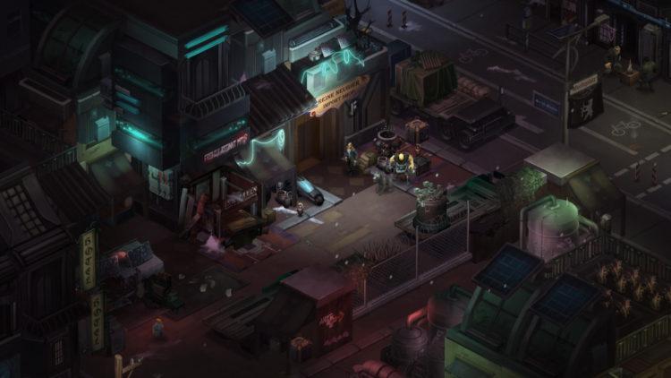 Shadowrun Dragonfall DC best cyberpunk games on PC
