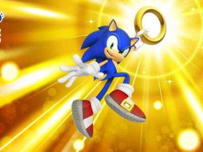 Sega Sonic2020 Sonic 2020 Announcement art