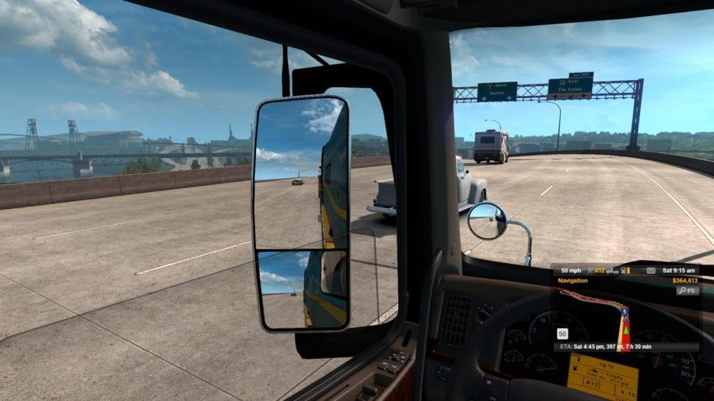 American Truck Simulator - Open beta 1.37 impressions