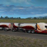 American Truck Simulator Open Beta 1.37 Food Trailers