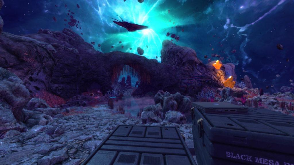 Black Mesa Release March 5